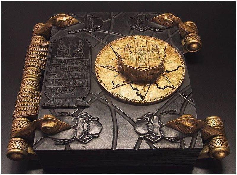 Resultado de imagen de libro de los muertos la momia